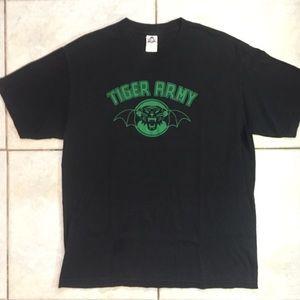 Tiger Army shirt